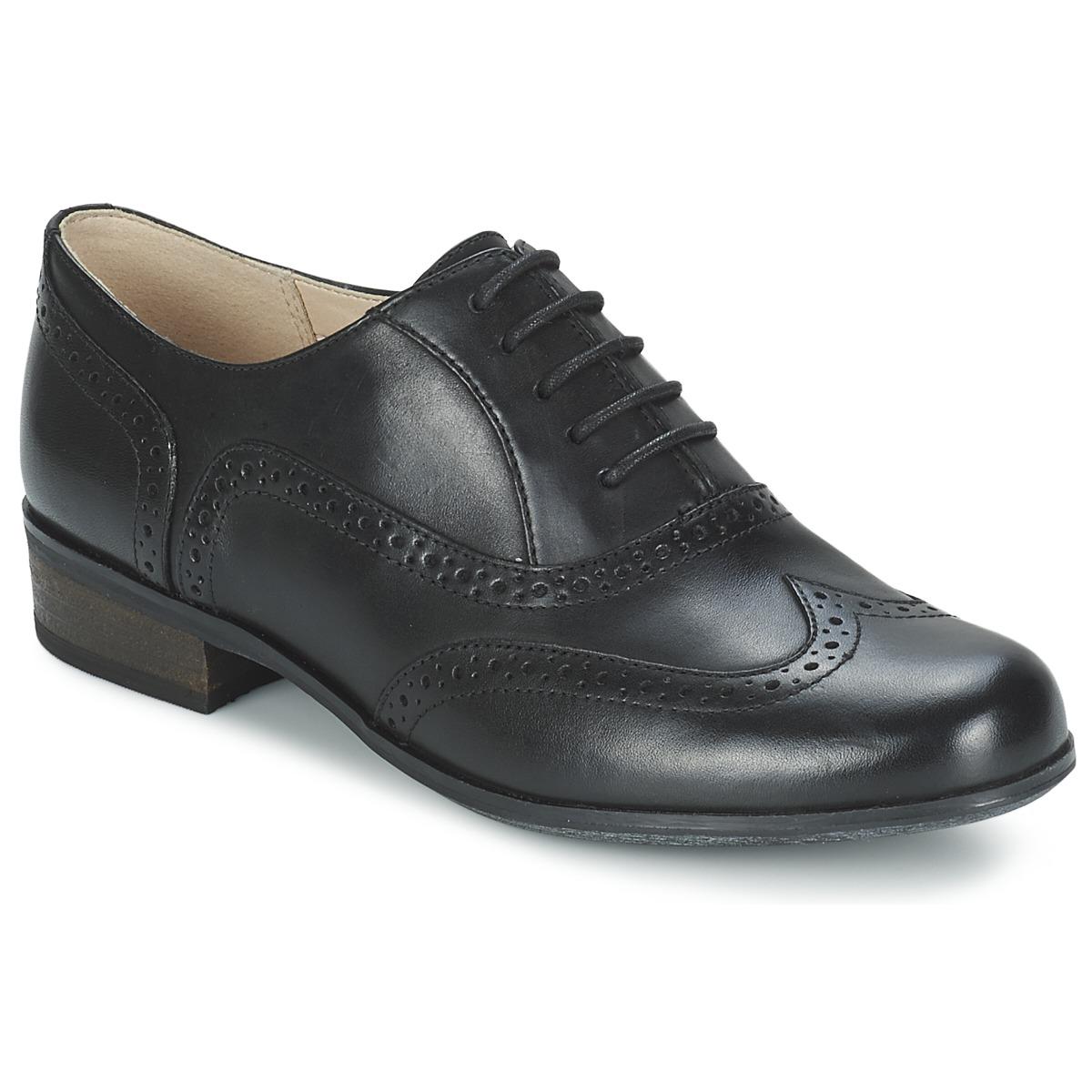 43c6f54d8c2 Clarks HAMBLE OAK Black Shoes Brogues Women 50%OFF - s132716079 ...
