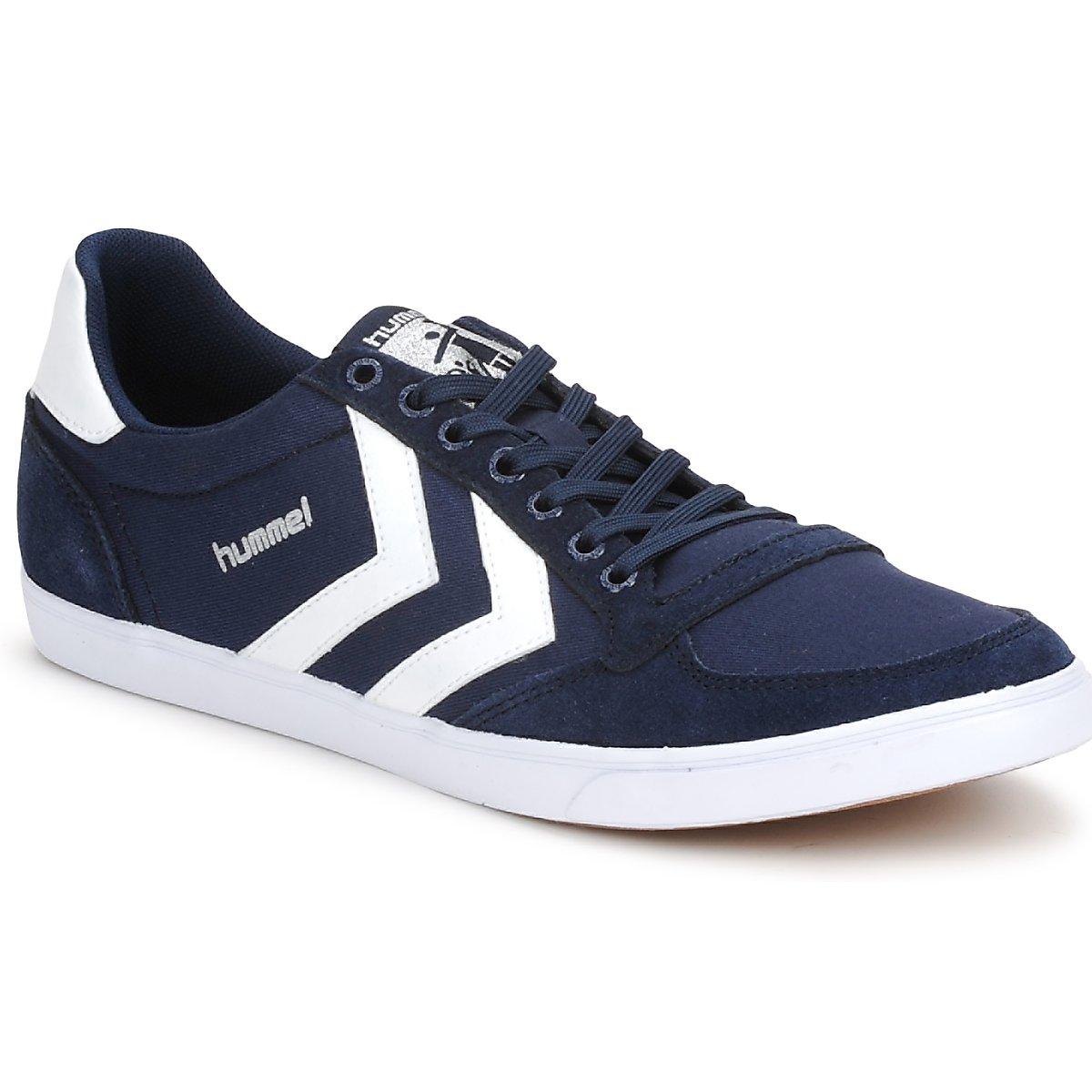 Shoes Stadil Hummel Slimmer Dress White Cheap Low Blue PXlwOkZiuT