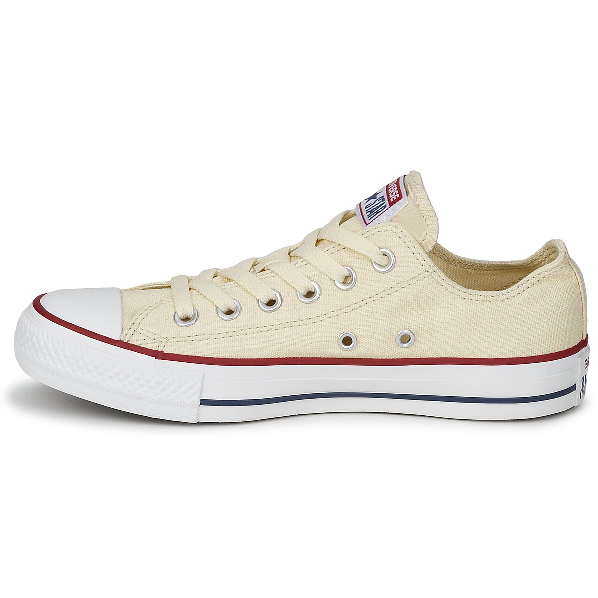 bbfb5b9cdf55 durable modeling Converse ALL STAR CORE OX White Beige Shoes Low top  trainers
