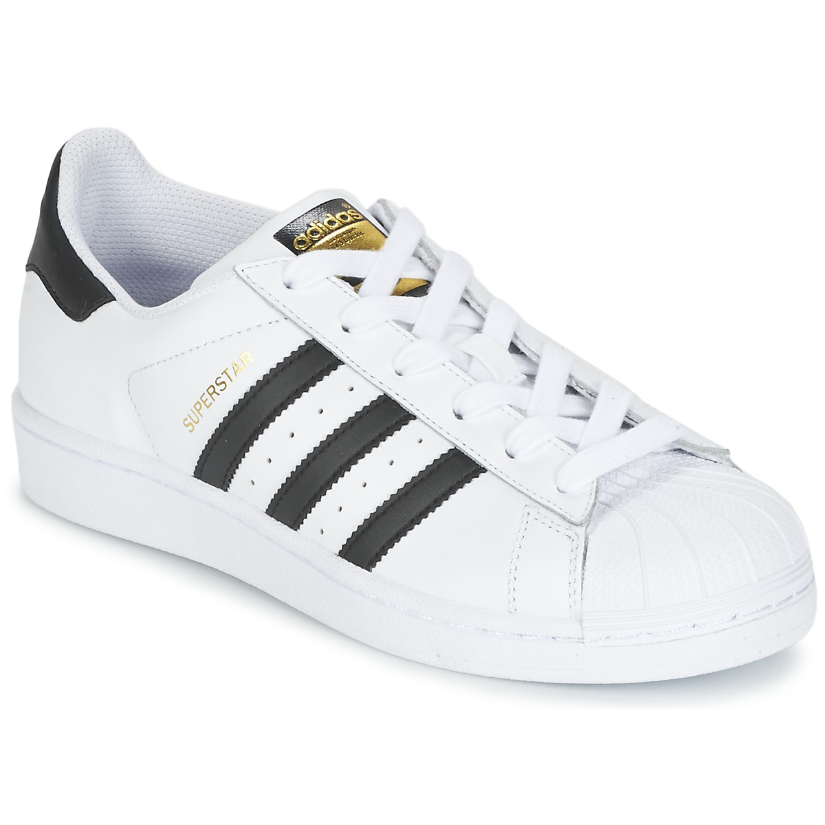 adidas Originals SUPERSTAR White Shoes Low top trainers Child new