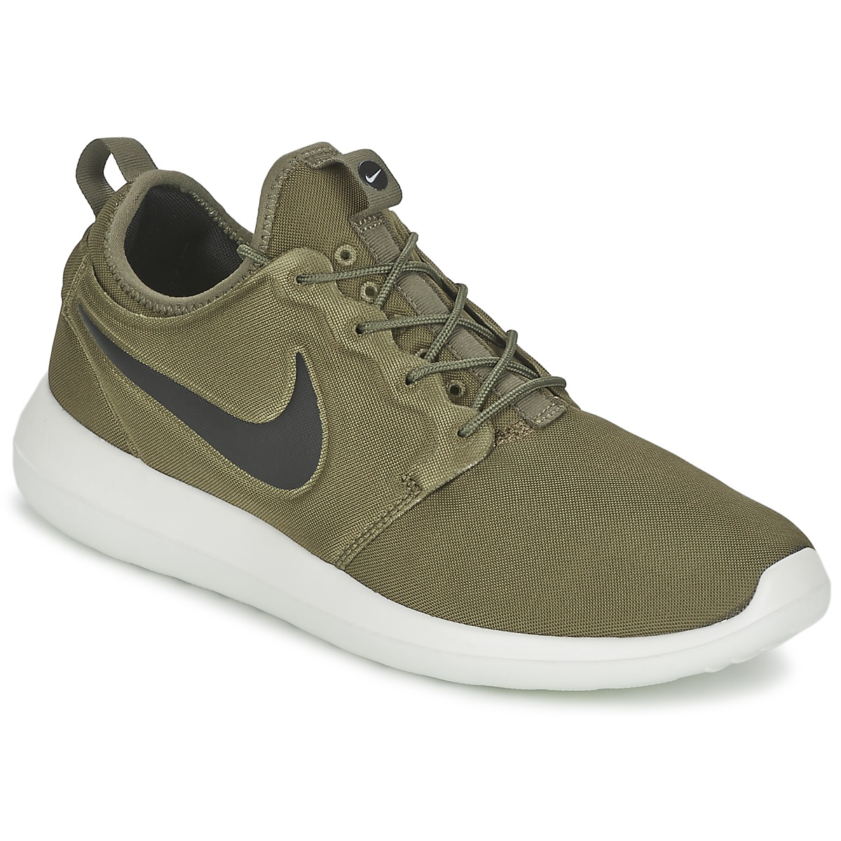 best service 740f9 e5424 Nike ROSHE TWO KAKI Shoes Low top trainers Men cheap