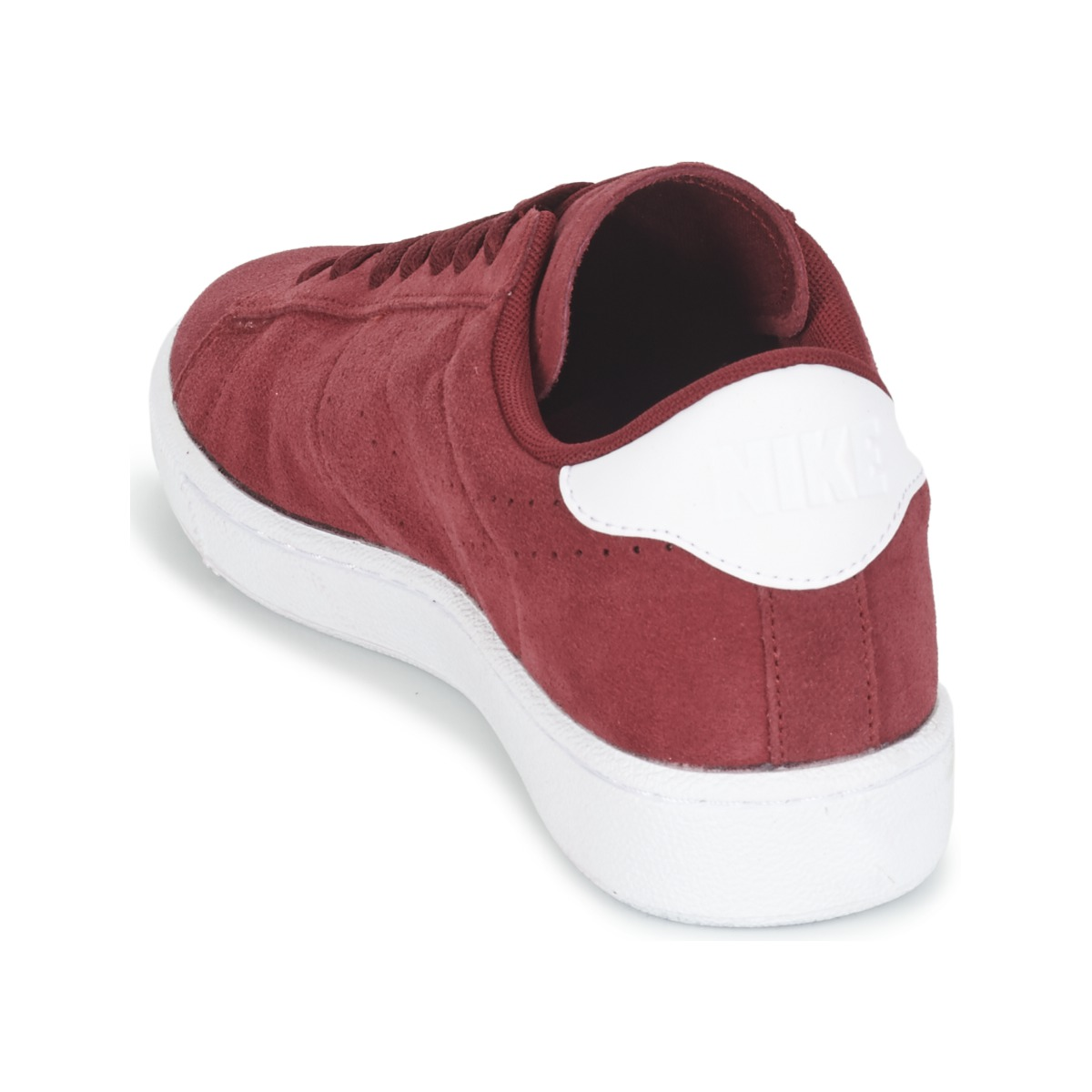 new Nike TENNIS CLASSIC CS SUEDE Red Shoes Low top trainers Men