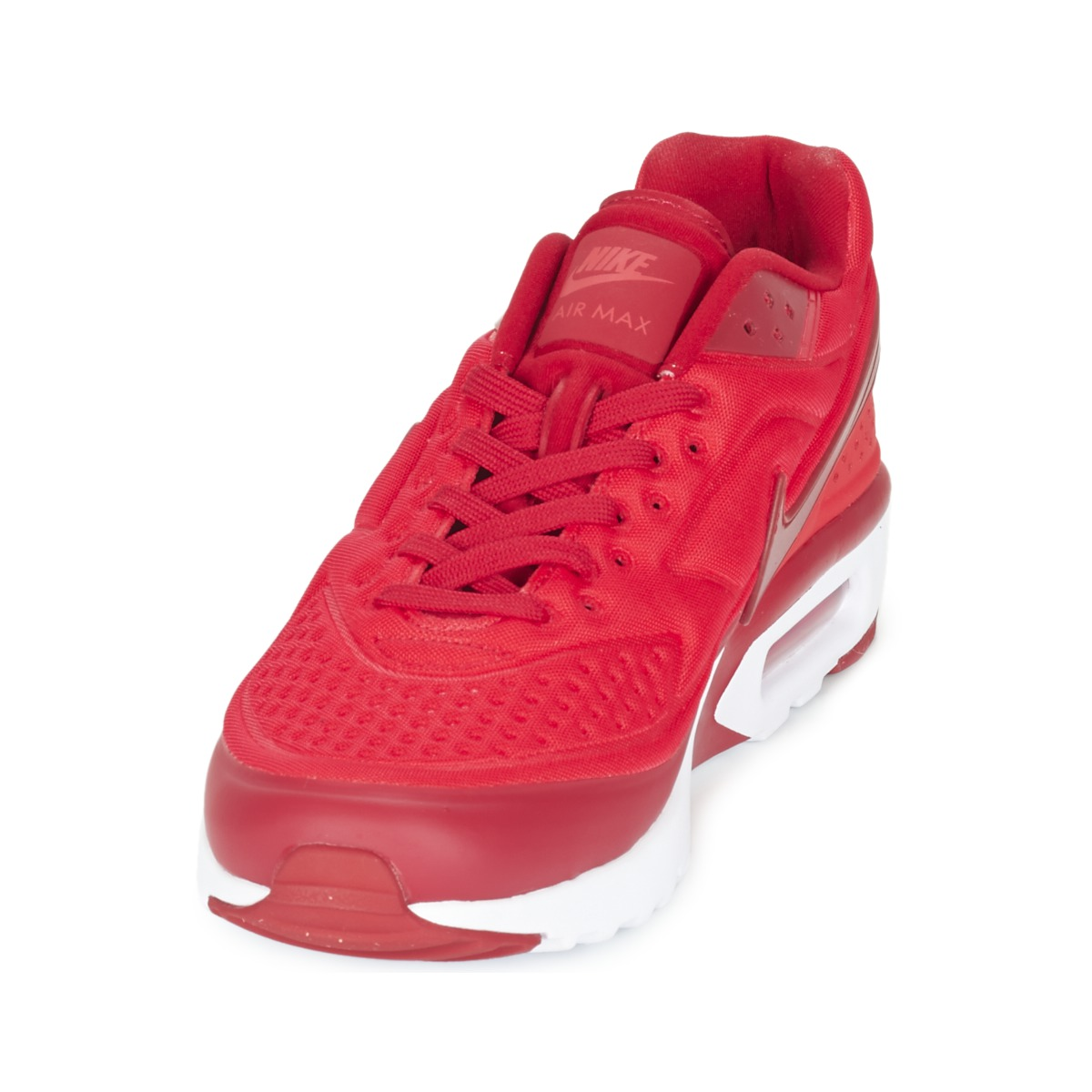 50%OFF Nike AIR MAX BW ULTRA SE Red Shoes Low top trainers