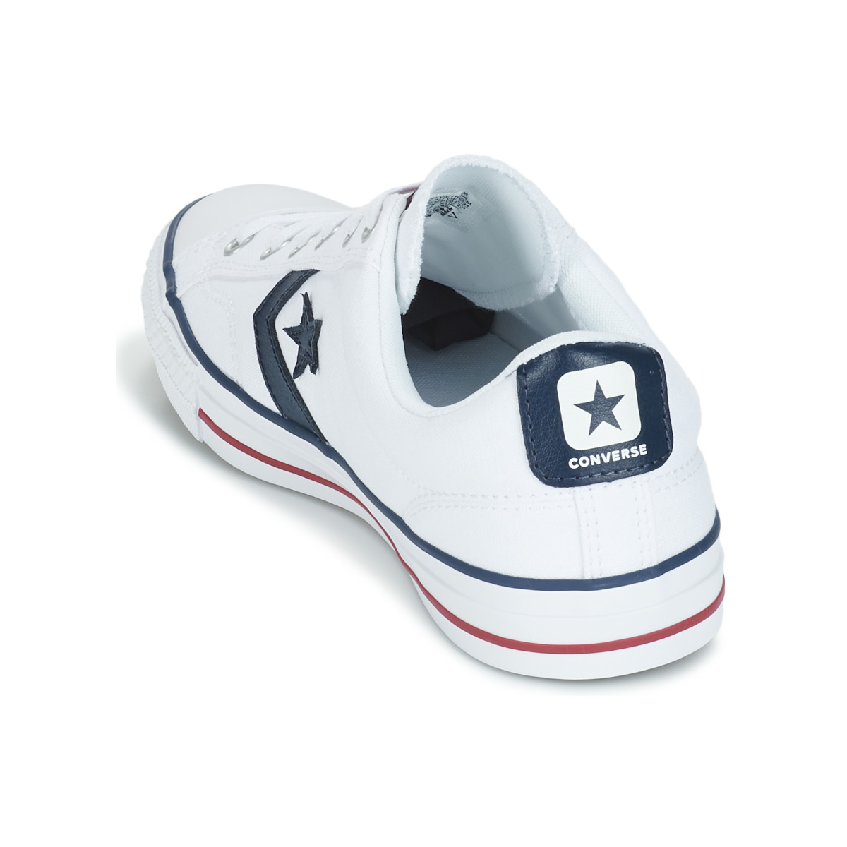 80%OFF Converse STAR PLAYER OX White Shoes Low top trainers