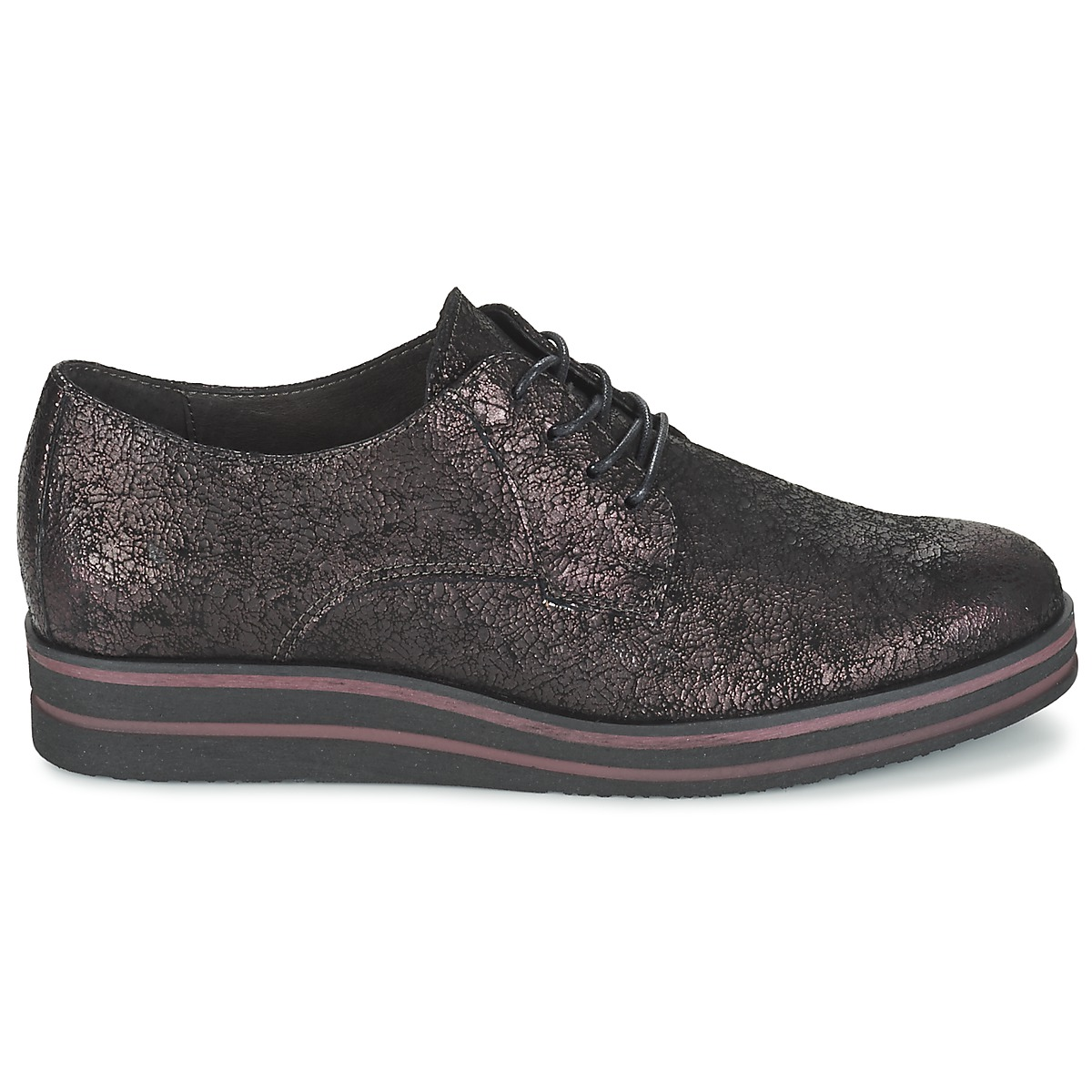 Bordeaux Shoes Women In Dream Koipxzu Outlet Green Fansita Derby 3R45AjL
