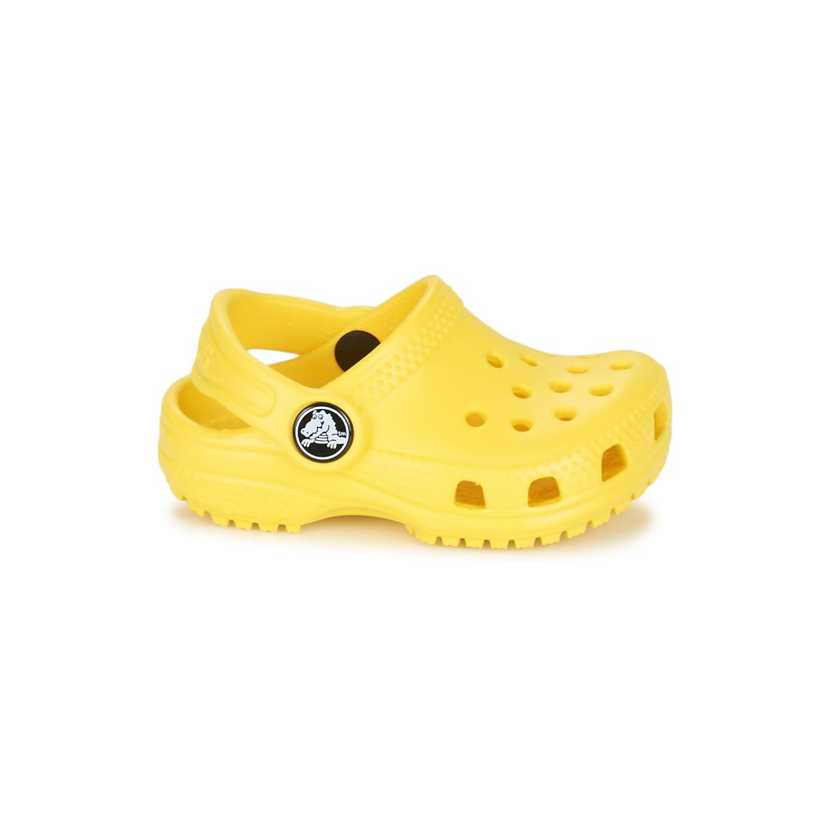 794ac2c6f free shipping Crocs Classic Clog Kids Lemon Shoes Clogs Child ...
