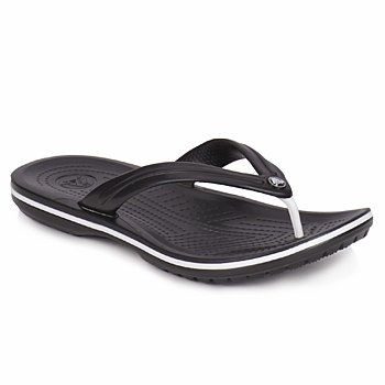 flip flops crocs crocband flip black free delivery with shoes. Black Bedroom Furniture Sets. Home Design Ideas