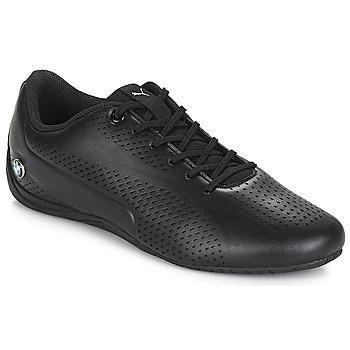 Shoes Men Low top trainers Puma BMW DRIFT CAT 5 ULTRA.BLK Black