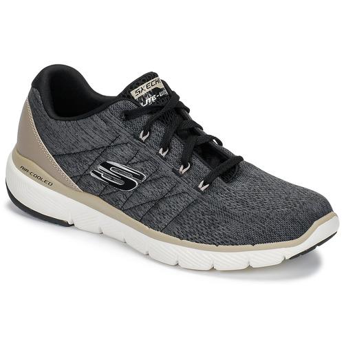 Shoes Men Fitness / Training Skechers FLEX ADVANTAGE 3.0 Black