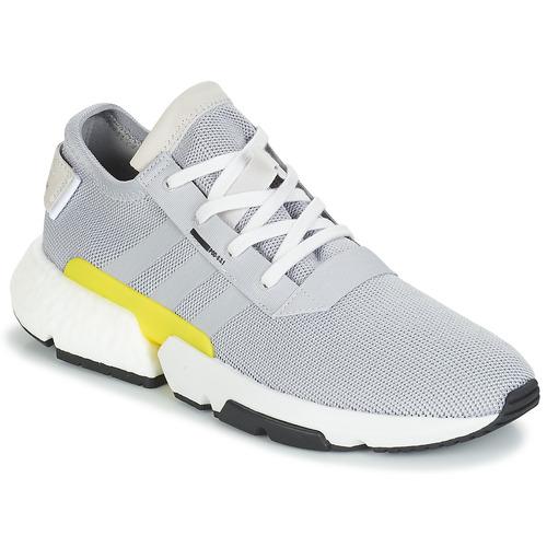 reputable site 5f094 9375f Shoes Men Low top trainers adidas Originals POD-S3.1 Grey
