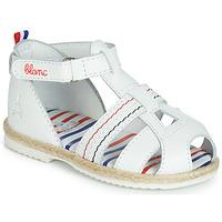 Shoes Children Sandals GBB COCORIKOO Vte / White