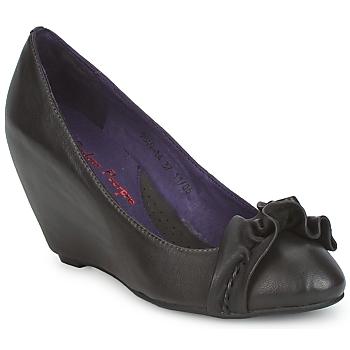 Shoes Women Heels Couleur Pourpre BRIGITTE Grey