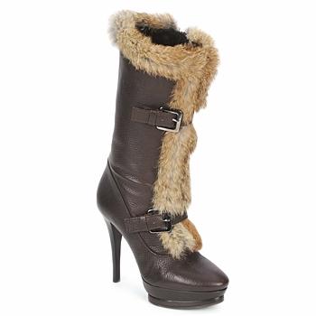 Shoes Women Ankle boots Alberto Gozzi BOTERO GRATO Brown