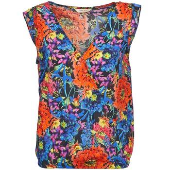 Clothing Women Tops / Blouses Naf Naf LAFOLI Multicoloured