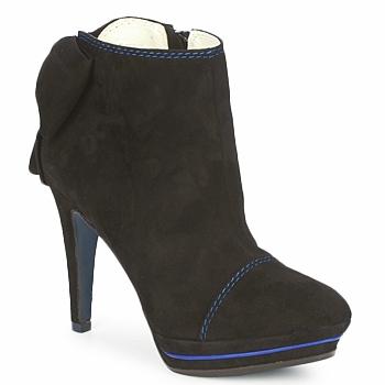 Shoes Women Shoe boots Tiggers MEDRAM Black