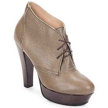 Shoes Women Shoe boots Keyté ETRIOU Taupe
