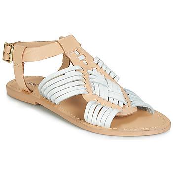 Shoes Women Sandals André NIRVANA White