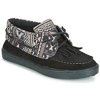 Shoes Women Low top trainers André MARGUERITE 8 Black