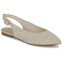 Shoes Women Sandals Tamaris MALOU Beige