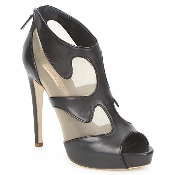 Shoes Women Shoe boots Rupert Sanderson ORBIT Black / Beige