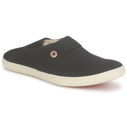 Shoes Slip-ons Dragon Sea XIAN TOILE Black
