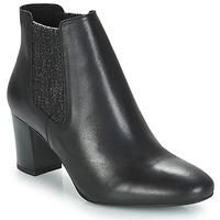 Shoes Women Mid boots André FONDANT Black
