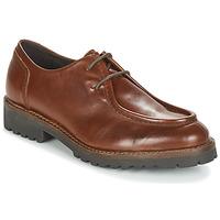 Shoes Men Derby Shoes André VILLETTE Brown