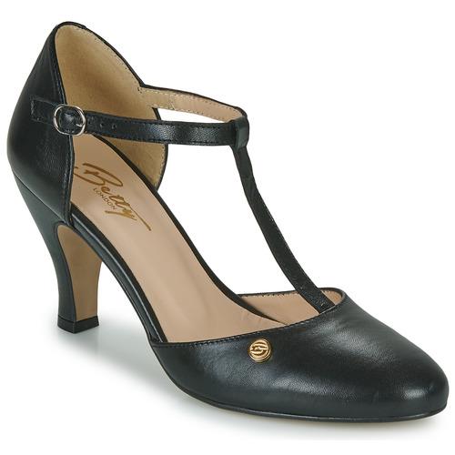 Shoes Women Heels Betty London EPINATE Black