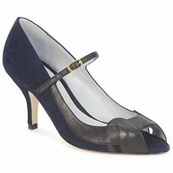 Shoes Women Heels Fred Marzo MADO BAB'S Black