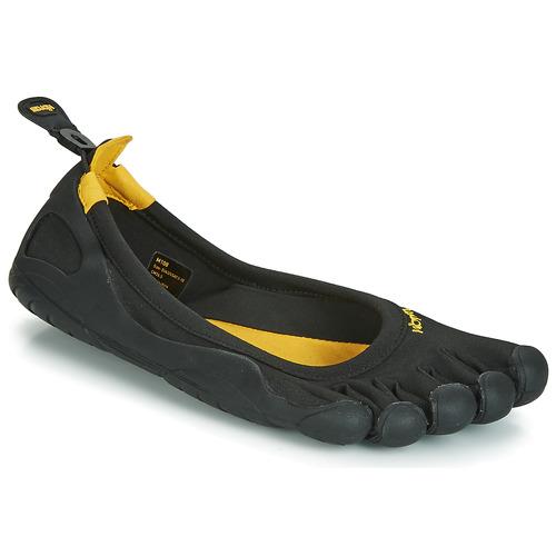 Shoes Men Multisport shoes Vibram Fivefingers CLASSIC Black / Yellow