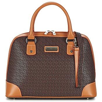 Bags Women Handbags Ted Lapidus FIDELIO Brown / COGNAC