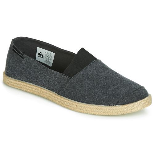 Shoes Men Espadrilles Quiksilver ESPADRILLED M SHOE SBKM Black