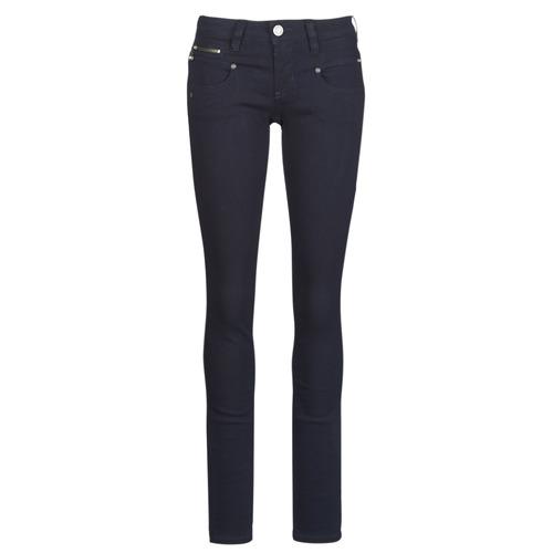 Clothing Women Slim jeans Freeman T.Porter Alexa Slim S-SDM Marine / Dark