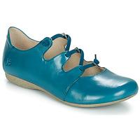 Shoes Women Flat shoes Josef Seibel FIONA 04 Blue