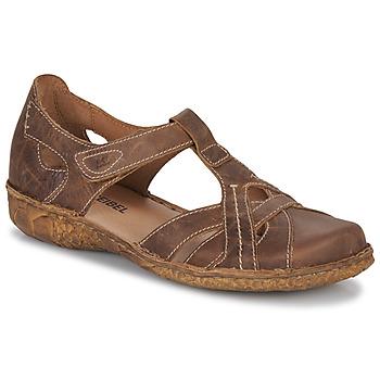 Shoes Women Sandals Josef Seibel ROSALIE 29 Brown