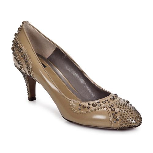 Shoes Women Heels Etro GRACE Indios-beige