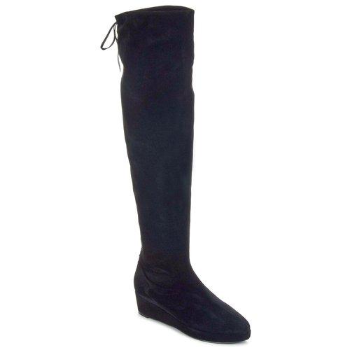 Shoes Women Thigh boots Etro NEFER Mustard