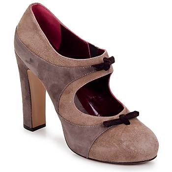 Shoes Women Heels Antonio Marras ALINA Camel