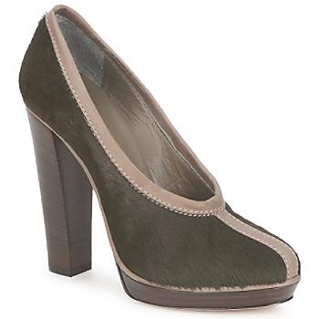 Shoes Women Heels Kallisté ESCARPIN 5949 Military