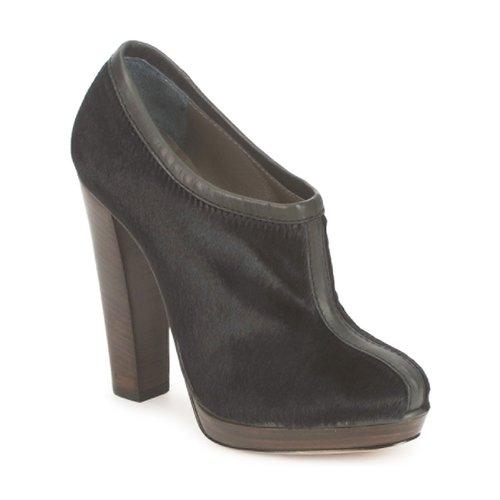 Shoes Women Shoe boots Kallisté BOTTINE 5950 Black