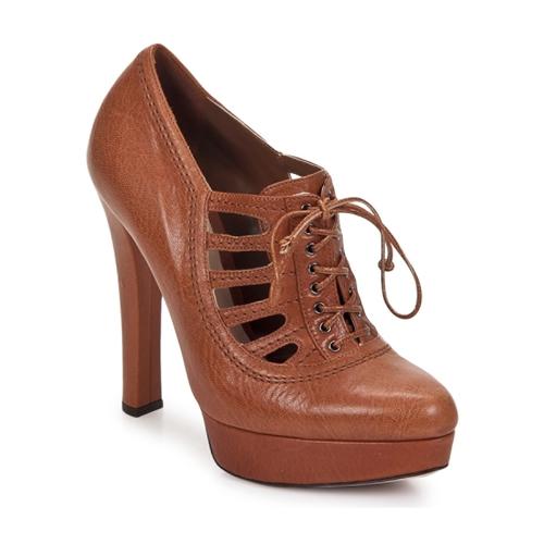 Shoes Women Shoe boots Sebastian AYCU Brown