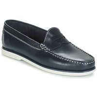 Shoes Men Loafers Lumberjack NAVIGATOR Marine