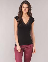 Clothing Women Tops / Blouses Morgan DTAG Black
