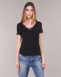 Clothing Women Tops / Blouses Morgan DMINOL Black