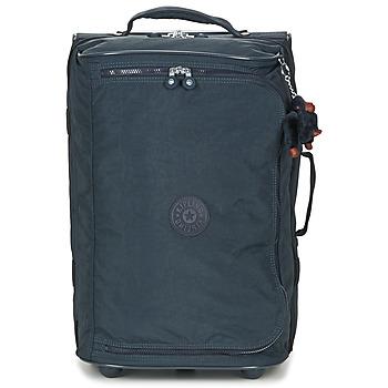 Bags Soft Suitcases Kipling TEAGAN S Marine
