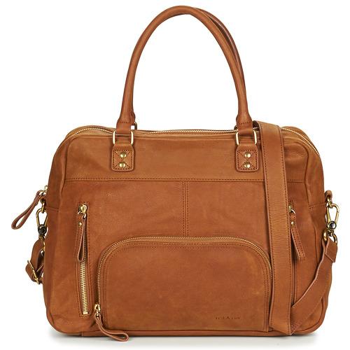 Bags Women Small shoulder bags Nat et Nin MACY Camel