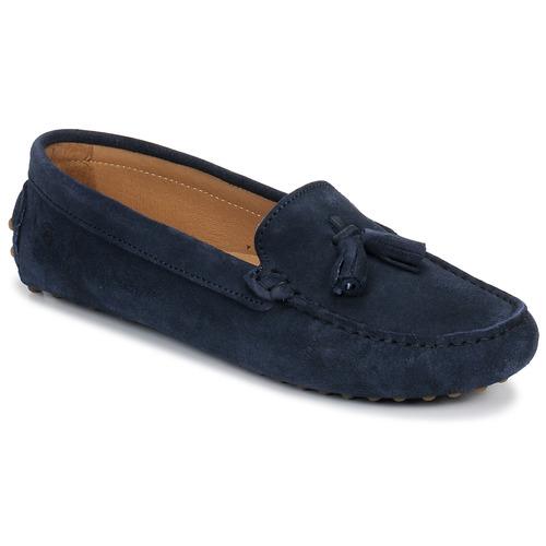 Shoes Women Loafers Casual Attitude GATO Marine