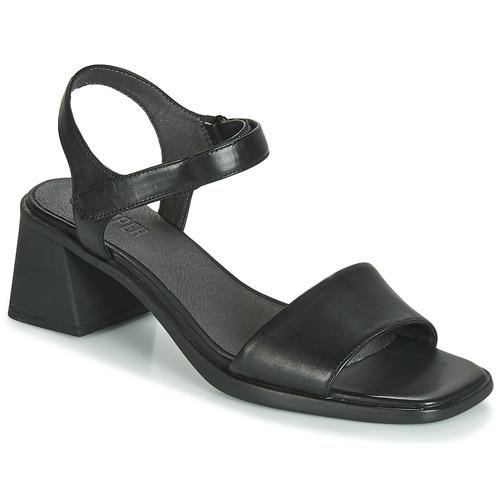 Shoes Women Sandals Camper KAROLINA Black