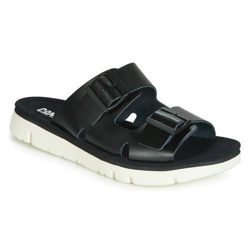 Shoes Women Sandals Camper ORUGA MULE  black