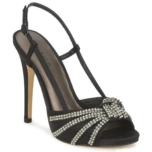 Shoes Women Sandals Menbur ACER Black